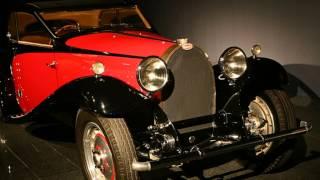 Bugatti Type 50 Coupe Profilee