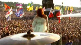 Download Lagu Florence + the Machine - The Chain (Glastonbury Festival 2010) Gratis STAFABAND