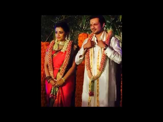 Trisha - Varun Maniyan Engagement Photos