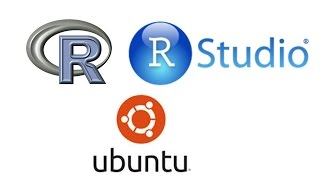 Install R and R Studio on Ubuntu in 5 mins