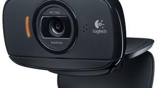 Вэбкамера Logitech HD Webcam C525