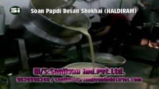 SOAN PAPADI BESAN SHEKHAI TILTTING TYPE 01