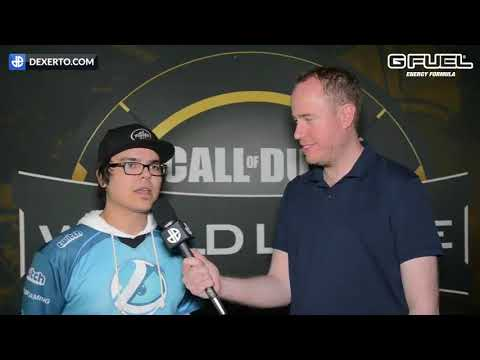 I DON'T CARE THAT IT'S OPTIC Luminosity Formal Interview at MLG CWL Anaheim Open 2018