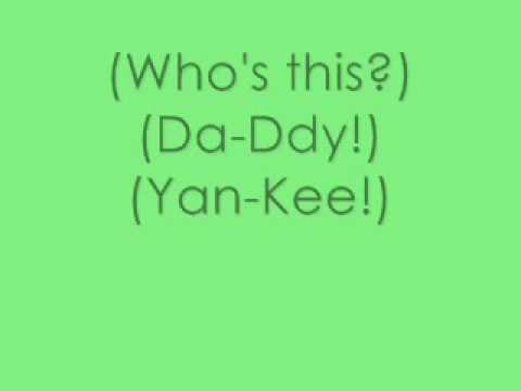 Daddy Yankee Song Lyrics | MetroLyrics
