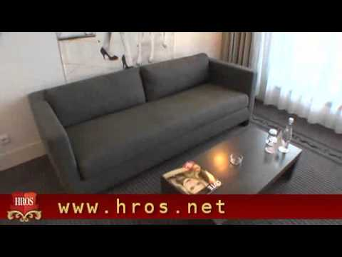 Video Review of Newhotel of Marseille – Le Pharo, Marseille, France
