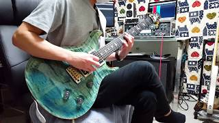 ?PRS Custom24?Dying to Survive(Yamato Masaoka) Guitar cover