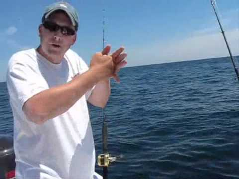 Butterfly Jigging Tuna Technique