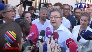 La France Insoumise à l'Assemblée : une arrivée tout en discrétion...