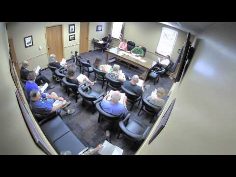 Susquehanna County Commissioner Meeting August 12, 2015