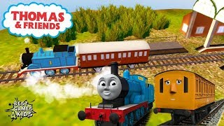 Best Game For Children Thomas And Friends - New Video For All Thomas The Tank Engine