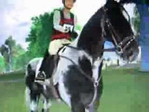 Lucinda Green's Equestrian Challenge - My horse Art Deco