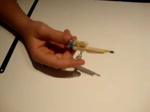 How to Make a Toothpick Gun