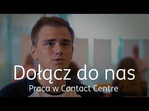 Praca W Contact Centre ING Banku Śląskiego - Dołącz Do Nas!