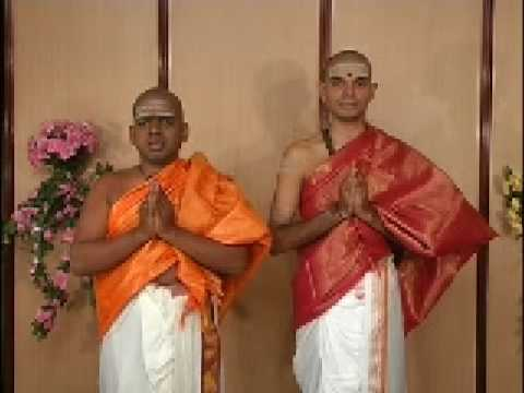 Sandhya Vandanam - Krishna Yajur Vedam : Introduction In Telugu  Part 5 video