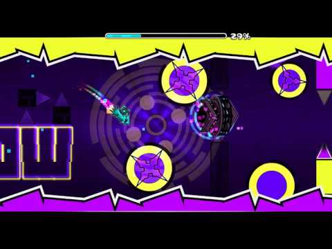This was an accident xd | Geometry Dash - Right In (100%) ~ Medium Demon by Satcho