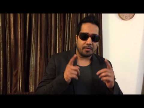 Mika Singh Live in Nepal Press Meet