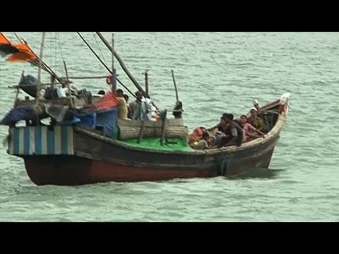 Bangladesh refuses more Rohingya fleeing Myanmar