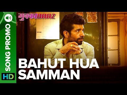 Time to tell the World | Bahut Hua Samman | Mukkabaaz | Rachita Arora & Swaroop Khan