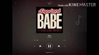 Download Lagu 【歌詞和訳】Sugarland - Babe feat. Taylor Swift Gratis STAFABAND