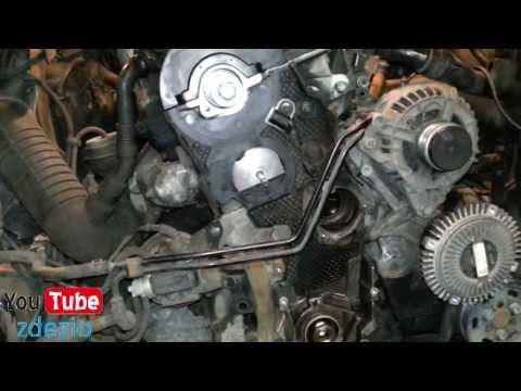 Wymiana Rozrządu Passat B5 115KM  Silnik ATJ