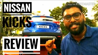 NEW NISSAN KICKS - MY OPINION - AN INTERESTING CROSSOVER - DETAILED REVIEW IN TAMIL!