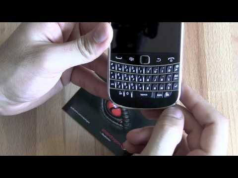 Blackberry Bold 4 Touch 9900 , Unboxing and quick Hands on - iGyaan.in