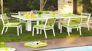 Table Salon De Jardin