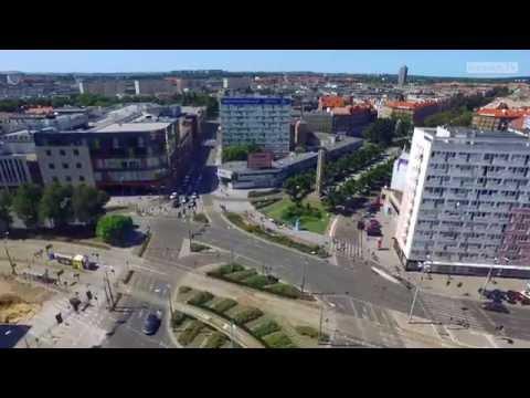 Zielony Szczecin fromAir.TV 4K