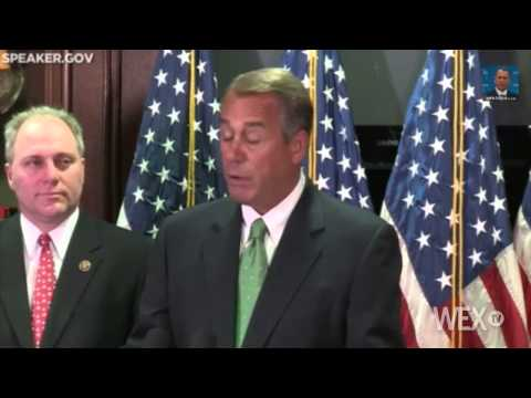 Boehner: Obama provided a 'good laugh' with budget proposal