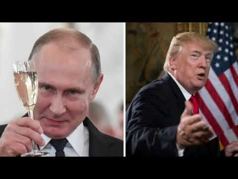In holiday telegram to Trump, Putin voices hope for cooperation between two nations