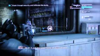 Binary Domain campaign playthrough pt4