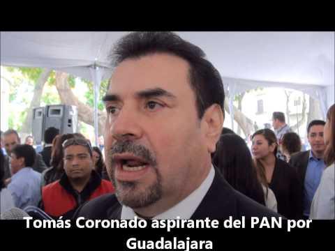 Si quiere ser alcalde de Guadalajara:Coronado