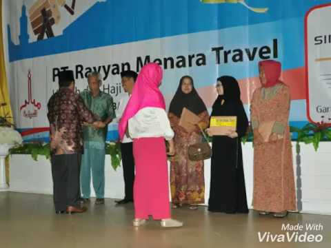 Video travel umroh farfaza