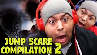 [HILARIOUS/SCARY] JUMP SCARE: COMPILATION 2!