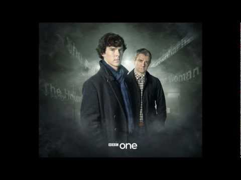 SHERLOCK - 03 War (Series 1 Soundtrack)