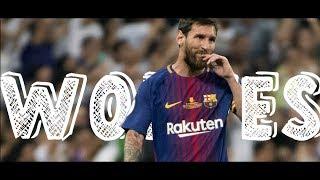 Lionel Messi - WOLVES ft Selena Gomez,Marshmello