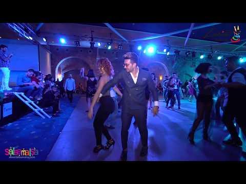 Pablito & Tuğçe Social Salsa (LEBANON LATIN FESTIVAL 2018)