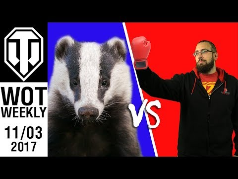 PC: World of Tanks Weekly #36 - A Badger Badger... FV215b (183)