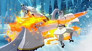 Momoshiki & Kinshiki vs Kaguya Ōtsutsuki Gameplay | Road to Boruto: Naruto Ultimate Ninja Storm 4