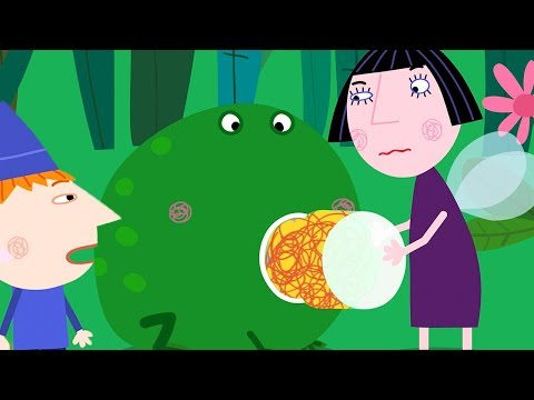 Ben and Holly's Little Kingdom | Frog Burp | 1Hour | HD Cartoons for Kids