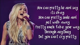 Download Lagu Carrie Underwood - Cry Pretty (Performance at ACM Awards with LYRICS) 4K Gratis STAFABAND
