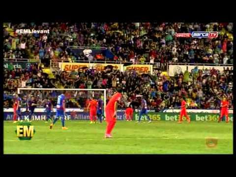 Luis Enrique - LEVANTE vs FC BARCELONA - [0-5][21-09-2014] BarçaTV
