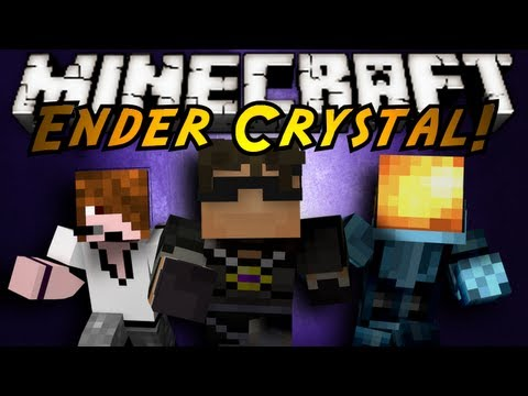 Minecraft: Ender Crystal Part 2!