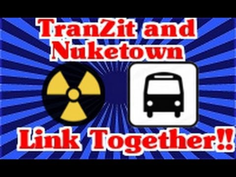 Black Ops 2: How Nuketown and TranZit Link Together in Zombies
