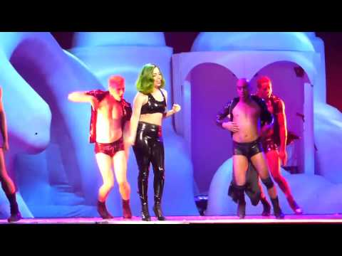 Lady Gaga - Sexxx Dreams (artrave Live In Pittsburgh) (the Artpop Ball Tour) Full Hd video