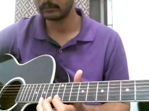Maa Tujhe Salaam - A R Rahman (Guitar Cover)