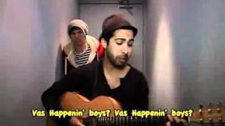 Watch One Direction Vas Happenin Boys video