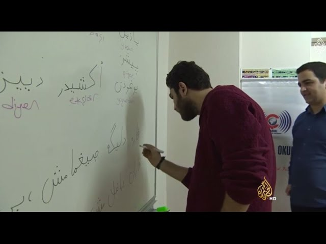 جدل حول تعليم الكتابة العثمانية في المدارس التركية