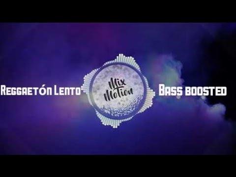 CNCO, Little Mix - Reggaetón Lento (Remix) [Bass boosted]