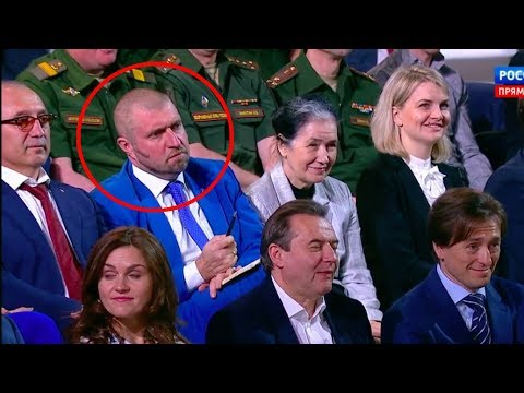 """Дмитрий ПОТАПЕНКО: """"Я хотел задать Путину два вопроса..."""""""